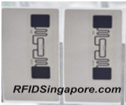 RFID Singapore Logistic Tag